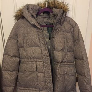 Ralph Lauren Women's Winter Coat w/ Hood